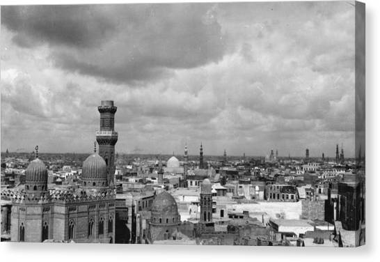 Cairo Canvas Print by Hulton Archive