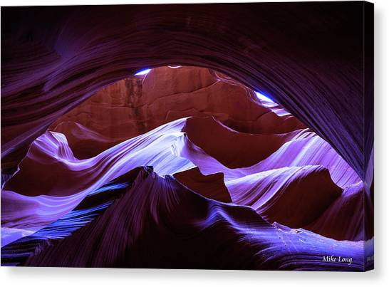 Canyon Magic Canvas Print