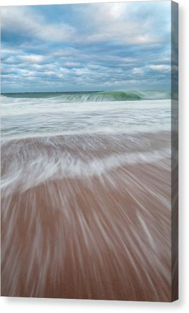 Cape Cod Seashore 2 Canvas Print