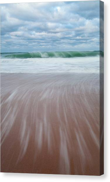Cape Cod Seashore Canvas Print