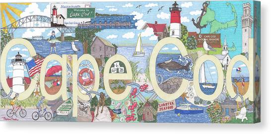 Cape Cod Canvas Print