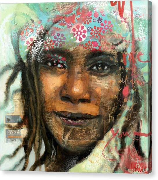 Cape Town Canvas Print - Cape Town by Laura Tietjens