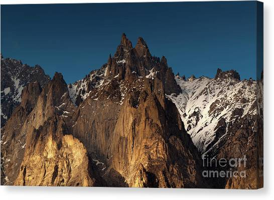 Cathedral Of Passu Canvas Print