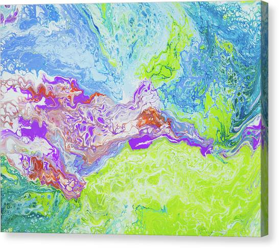Central Maui Canvas Print