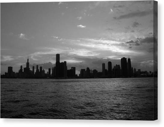 Chicago, United States In July, 2002 - Canvas Print