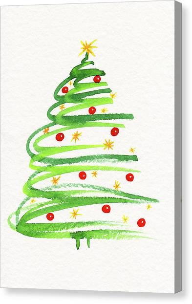 modern christmas tree canvas prints page 21 of 22 fine art america