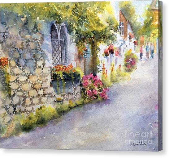 Church Hill, Hythe, Kent Canvas Print