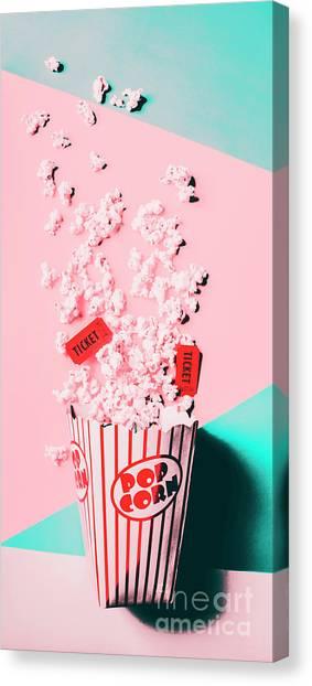 Corn Canvas Print - Cinema Pop by Jorgo Photography - Wall Art Gallery