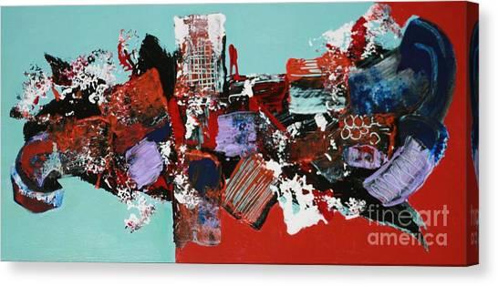 City Series #3 Canvas Print