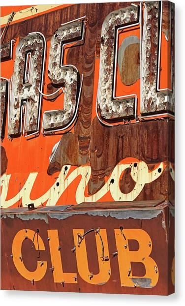 Canvas Print - Club by Skip Hunt