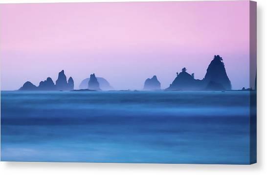 Coastal Light Canvas Print