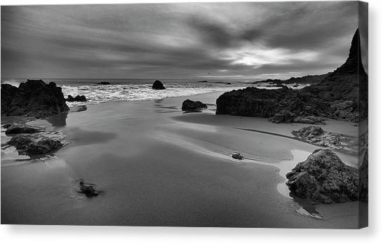 Coastal Light Iv Canvas Print
