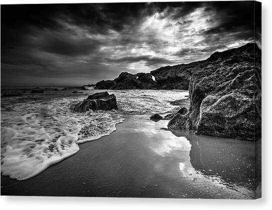 Coastal Light  Canvas Print