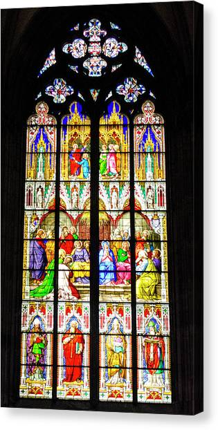 Cologne Cathedral - 2 Canvas Print