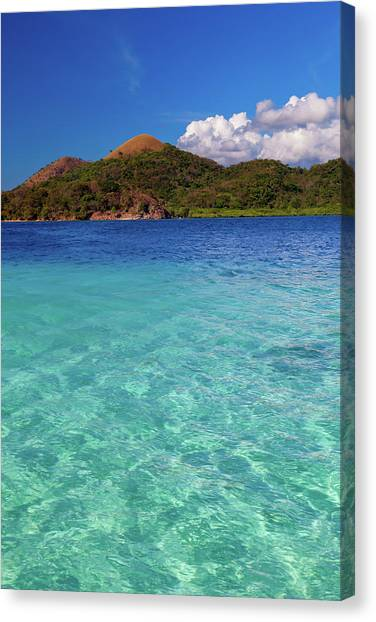 Coron Island, Philippines Canvas Print by Fototrav