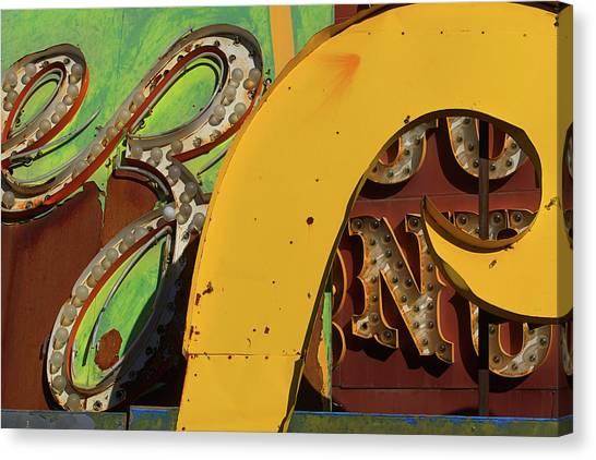 Canvas Print - Cortez by Skip Hunt