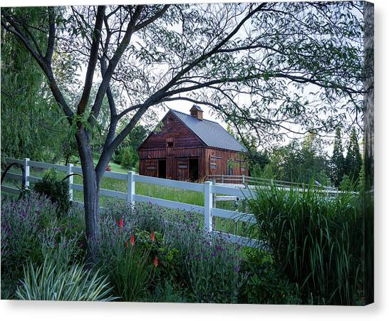 Country Memories Canvas Print