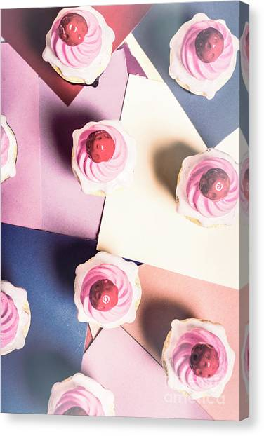 Cake Canvas Print - Cream Of The Top by Jorgo Photography - Wall Art Gallery