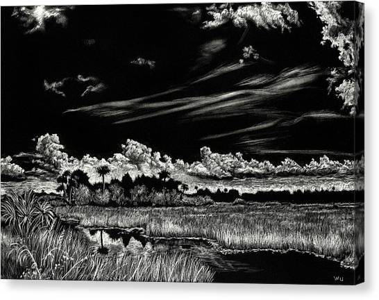 Cruickshank Trail Canvas Print