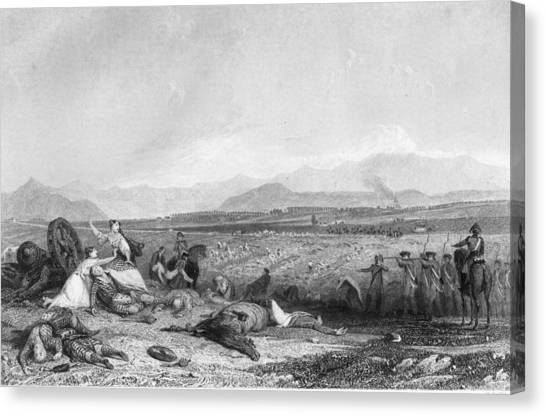 Culloden Moor Canvas Print by Rischgitz