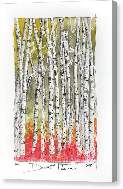 D101 Canvas Print