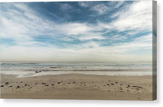 D1375 - Seascape Canvas Print