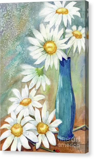 Canvas Print - Daisy Delight by Marilyn Smith