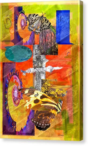Daliesque Dreaming Canvas Print