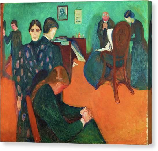 Edvard Munch Canvas Prints | Fine Art America