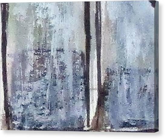 Digital Abstract N13. Canvas Print