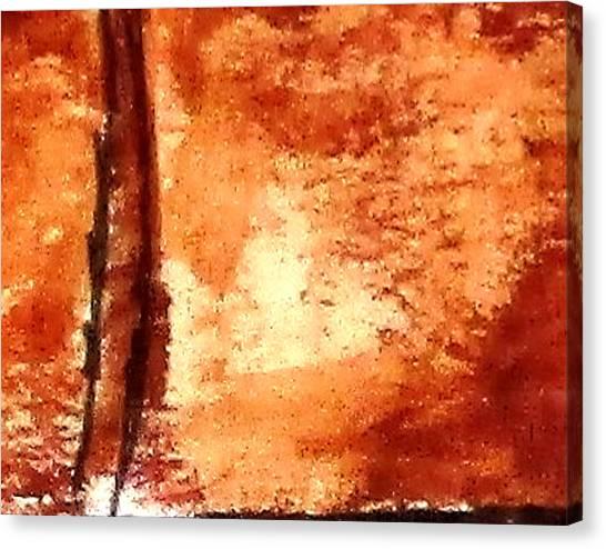 Digital Abstract No9. Canvas Print