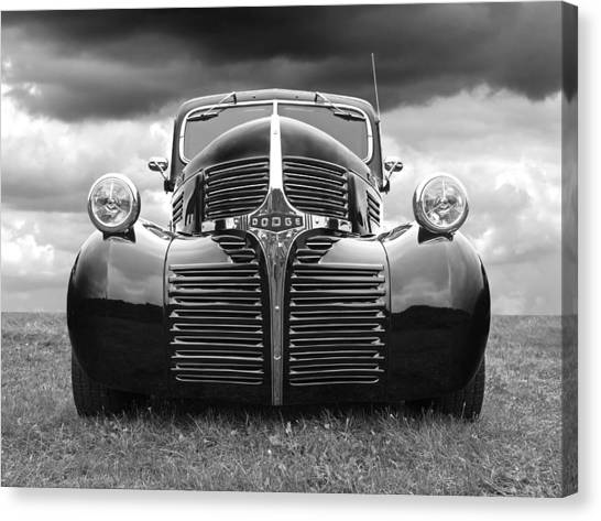 Dodge Truck 1947 Canvas Print