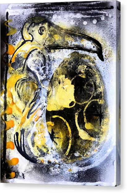 Dodo Canvas Print