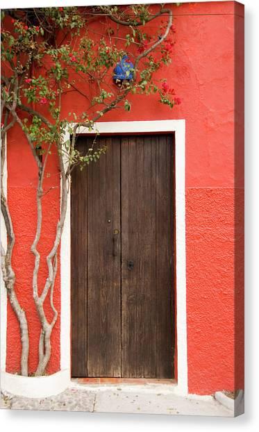 Doorway Canvas Print by Livingimages