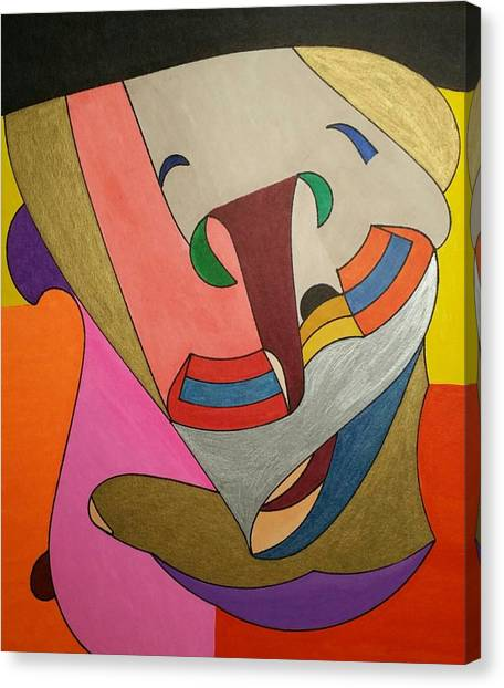 Dream 337 Canvas Print