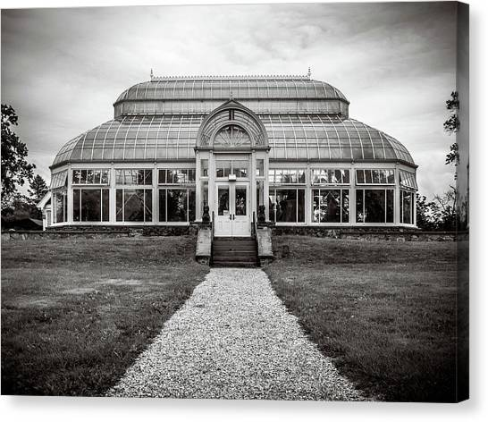 Duke Farms Conservatory Canvas Print