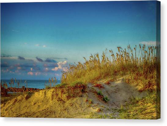 Storm And Sunshine Canvas Print