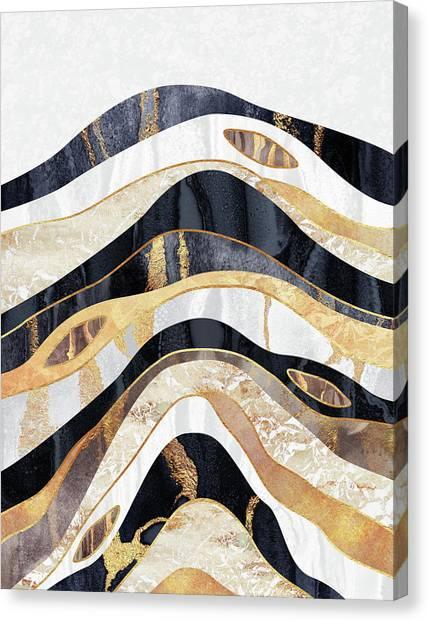 Inspire Canvas Print - Earth Treasure by Elisabeth Fredriksson