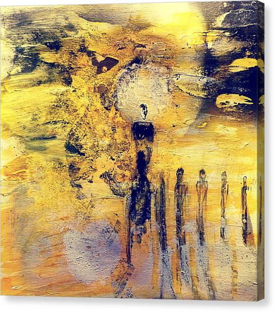 Elaine Canvas Print