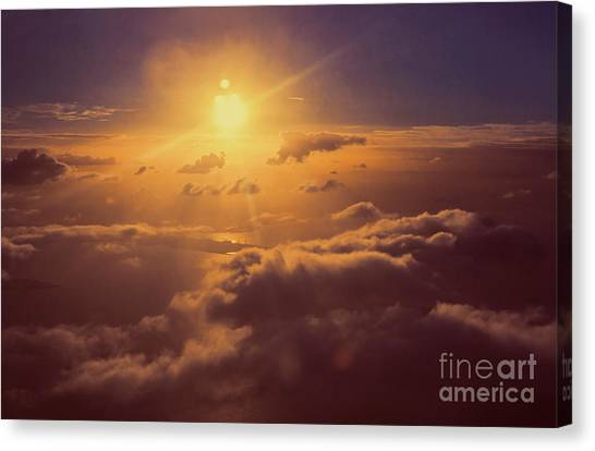 Cloudscape Canvas Print - Elevation by Jorgo Photography - Wall Art Gallery