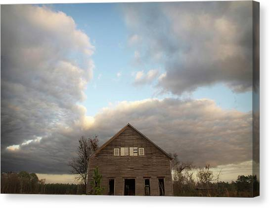 Endless Numbered Days Canvas Print