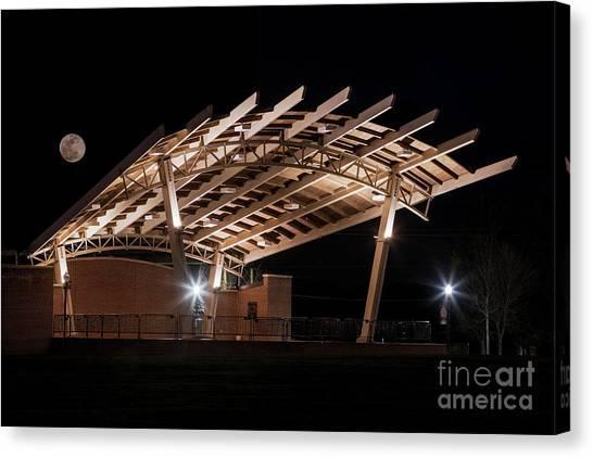 Evans Towne Center Park - Augusta Ga Canvas Print