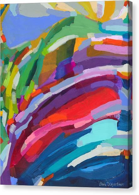 Canvas Print - Felicity by Claire Desjardins