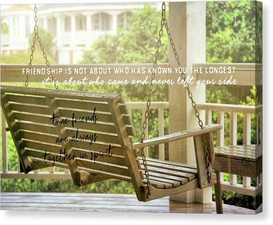 Find Perspective Quote Canvas Print