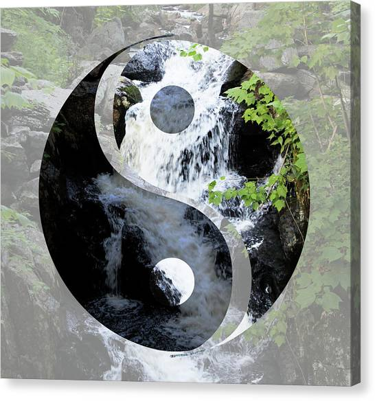 Find Your Balance Canvas Print