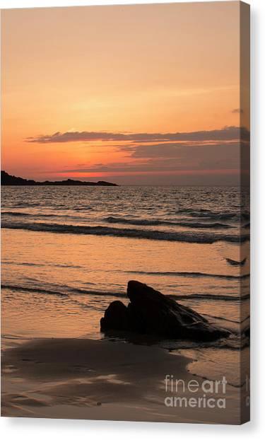 Fine Art Sunset Collection Canvas Print