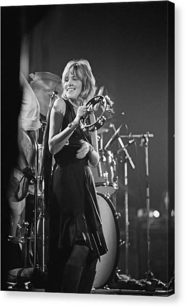 Mac Canvas Print - Fleetwood Mac by Fin Costello