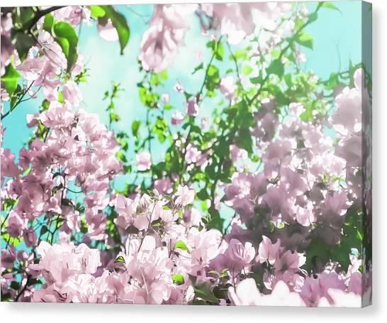 Floral Dreams V Canvas Print