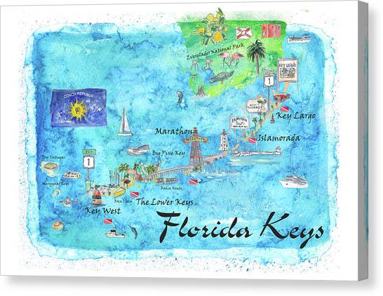 picture about Printable Map of Key West identify Printable Map Of Florida Keys