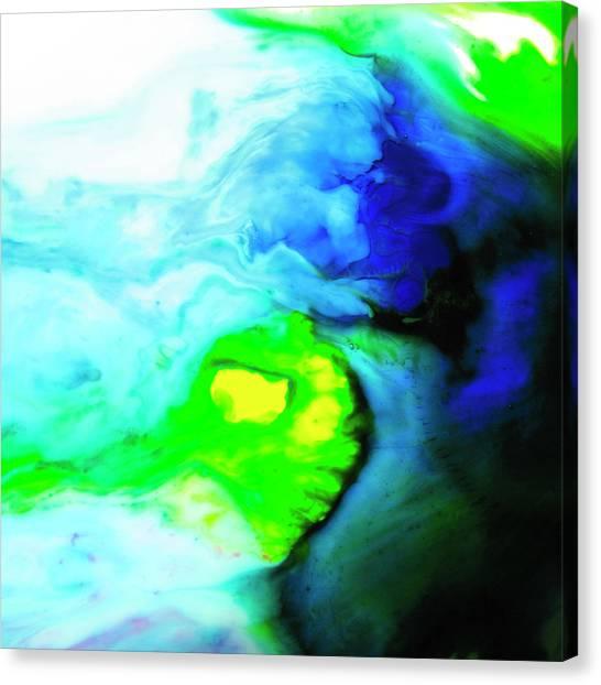 Fluctuating Awareness Canvas Print